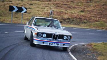 BMW 3.0 CSL front sliding