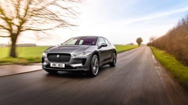 Jaguar I Pace – front quarter
