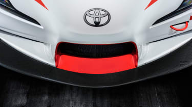 Toyota Supra GRMN - nose