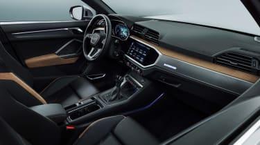 Audi Q3 2018 - interior