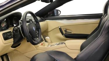 Touring Superleggera Sciadipersia - interior