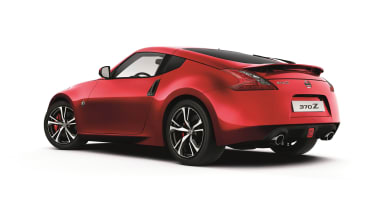 Nissan 370Z MY18 - rear