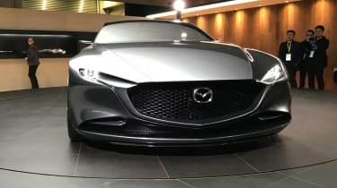 Mazda Vision Concept Coupe - live - front