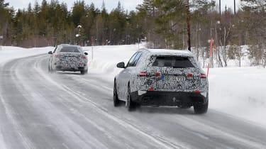 Mercedes-AMG C63 Estate 2021 spy -