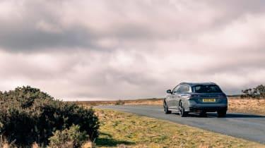 Peugeot 508 PSE – rear