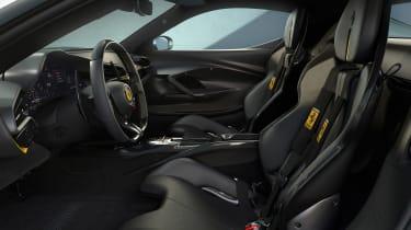 2022 Ferrari 296 GTB AF – interior
