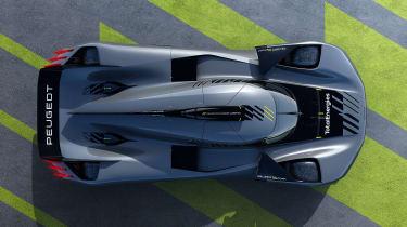 Peugeot 9X8 – top