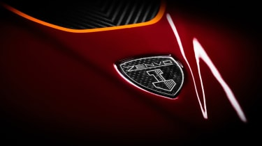 Zenvo TSR-S – badge