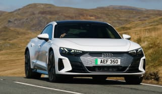 Audi e-tron GT quattro – header
