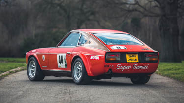 Silverstone Auctions - Dats 240Z