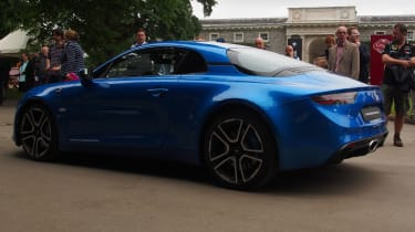 Goodwood Festival of Speed - Alpine