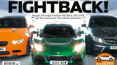 evo issue 171 Lotus Exige S V6 fightback