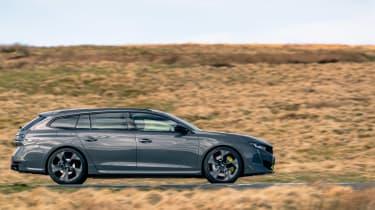 Peugeot 508 PSE – profile