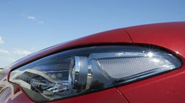 Alfa Romeo Giulia Quadrifoglio - Headlight