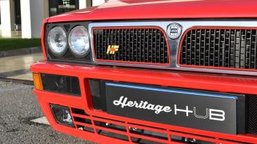 Lancia Heritage Parts – Delta front
