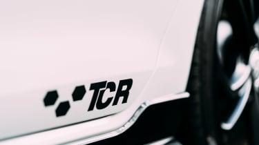 VW GTI TCR vs Megane RS Trophy - side