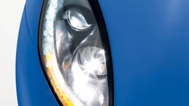 New Lotus Elise S Club Racer headlight