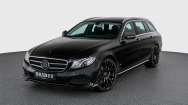 Brabus kits for Mercedes E-Class Estate front