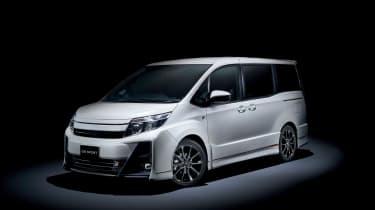 Toyota Noah GR Sport - front quarter