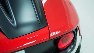 Zenos E10 rear light