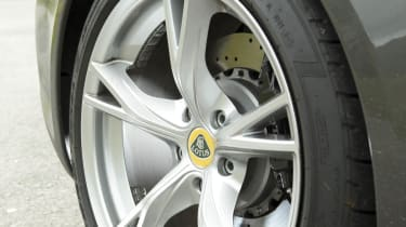 Lotus Exige S Roadster alloy wheel