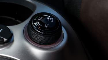 Fiat Panda Cross - Off-road dial