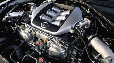 Nissan GT-R engine