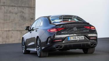 Mercedes-AMG CLS 53 - rear shot