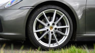 Porsche 911 Carrera vs Lotus Evora GT410 – wheel 911