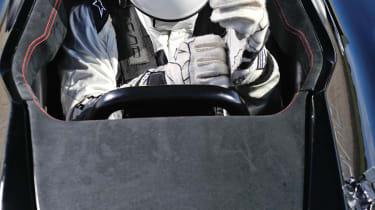 BAC Mono driver seat