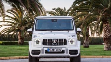 Mercedes-AMG G63 – front