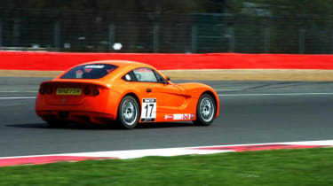 Ginetta Junior Academy of Media