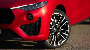 Maserati Levante Trofeo – wheel