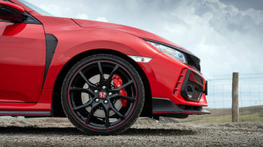 Honda Civic Type R GT MY21 – wheel