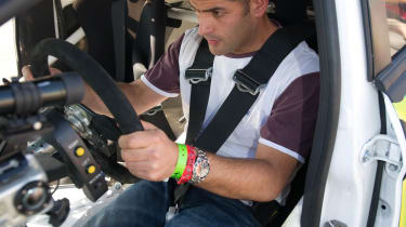 Chris Harris Ken Block Gymkhana Ford Fiesta