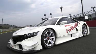 Honda NSX GT500 car