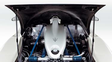 Maserati MC12 air intake