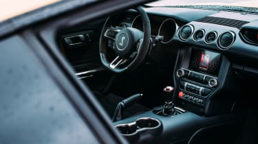 Ford Mustang Shelby GT350R - Interior