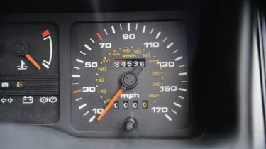 Ford Sierra RS500 Cosworth - Dials