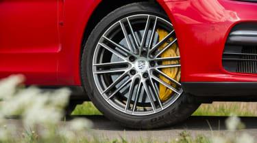 Porsche Panamera Turbo – wheel