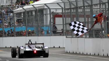 Sam Bird Formula E victory