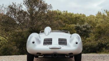 Porsche 550A Spyder - rear