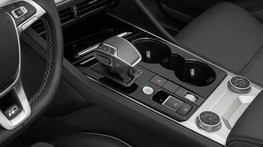 Volkswagen Touareg R-Line - console