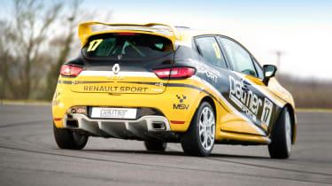Overclockers UK Racing Series - Palmer Sport Renault Sport Clio Cup