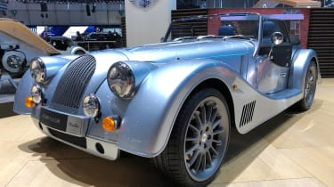Morgan Plus-Six - front