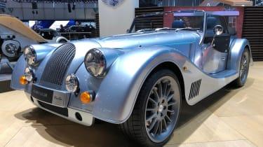 Morgan Plus-Six - front