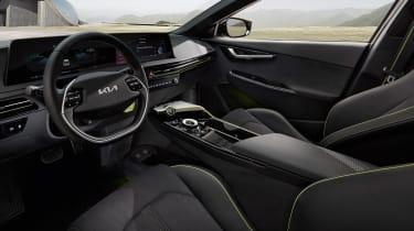 576bhp Kia EV6 GT revealed – dash