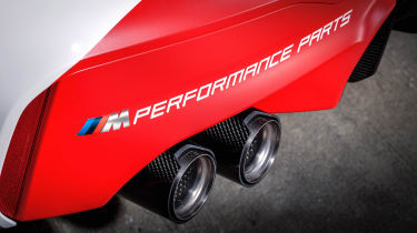 BMW M5 M Performance parts - tips