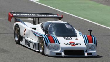 Lancia Martini Racing LC2