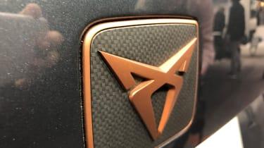Cupra Ateca – badge